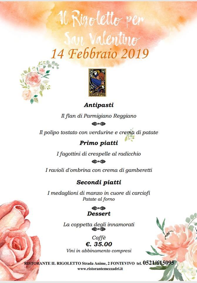 San Valentino al Rigoletto