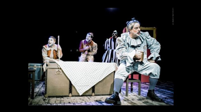 """""""Falstaff..le allegre comari di Windsor"""" a Sala Baganza"""