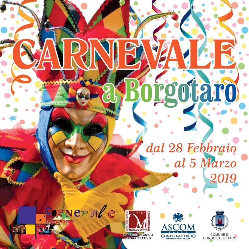 Carnevale a Borgotaro
