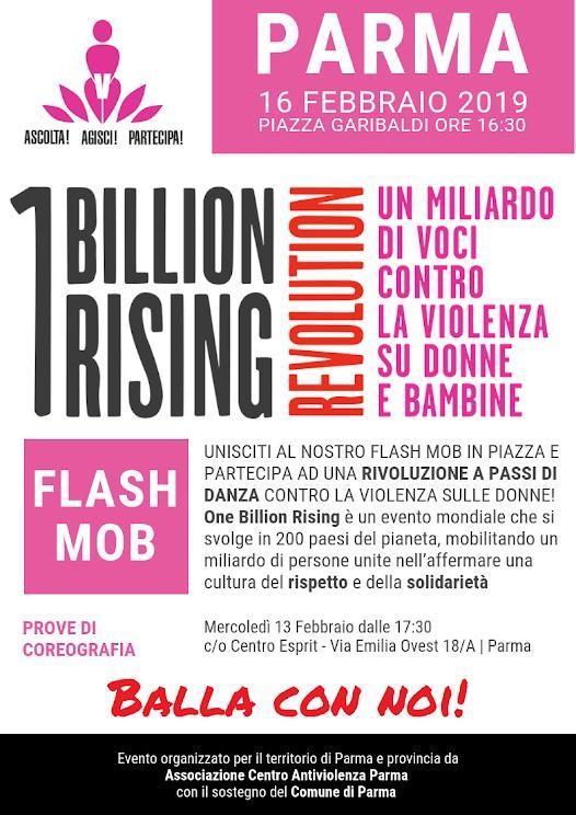 One Billion Rising 2019