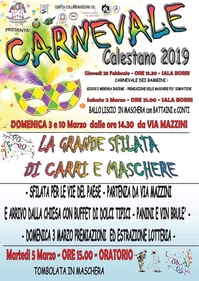 Carnevale a Calestano