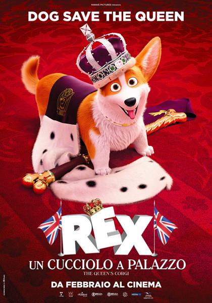 REX-Un cucciolo a palazzo al cinema Odeon di Salsomaggiore