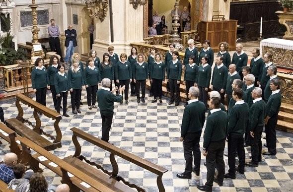 40° anno di fondazione del Coro Montecastello