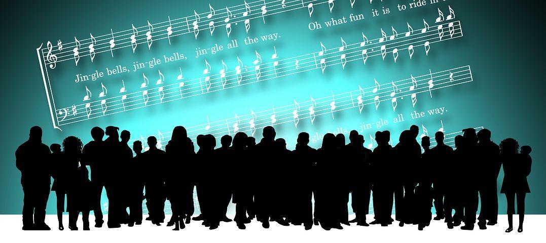 In coro in …Famija 1° rassegna corale in Famija  Pramzana