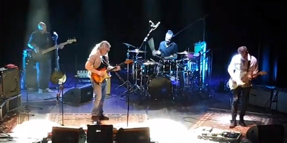 TEATRO LIVE ad INGRESSO GRATUITO con il Power Trio ACRIMONIA