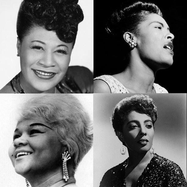 Portraits  Omaggio a celebri cantanti della storia della musica jazz