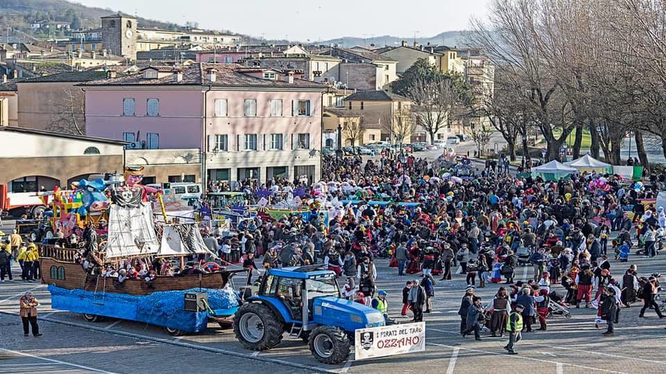 Sfilata di Carnevale 2019 a Fornovo