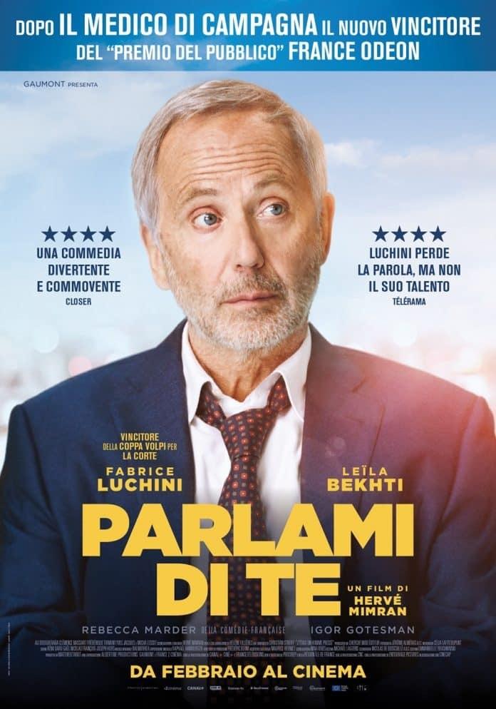 PARLAMI DI TE  al Cinema D'Azeglio