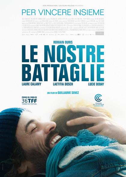 LE NOSTRE BATTAGLIE  Premio del Pubblico al Torino Film Festival al Cinema Astra Parma