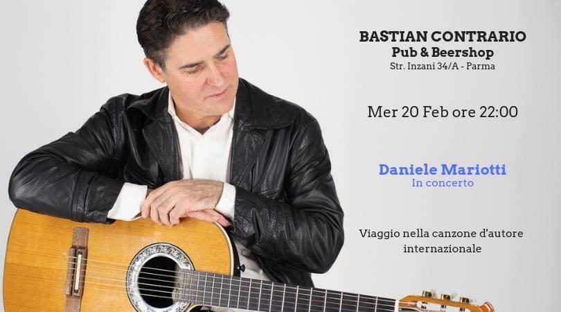 Daniele Mariotti in concerto al Bastian Contrario