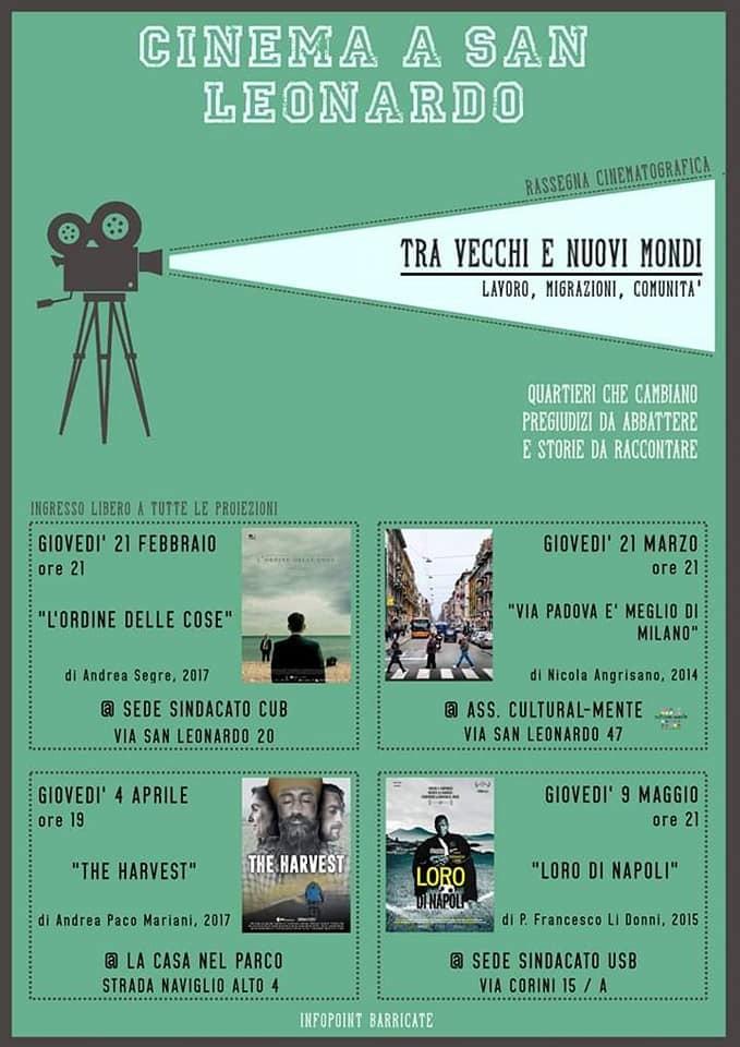 Cinema a San Leonardo