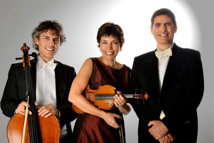 Il Trio des Alpes e Giovanni Mareggini per #BeethovenExperience2