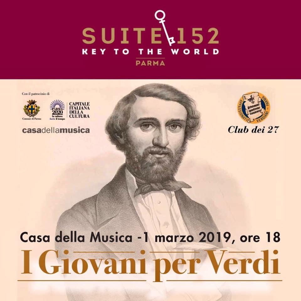 """Concerto """"I Giovani per Verdi"""""""