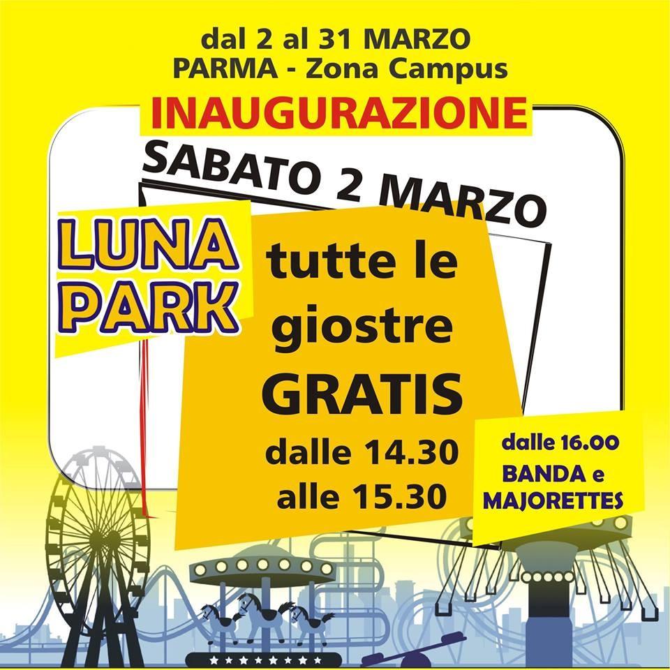 Luna park a Parma