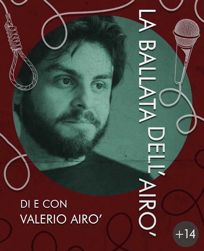 Valerio Airò - Stand Up Comedy al Bastian Contrario