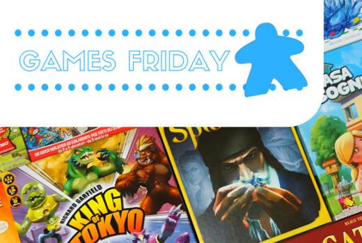 Games Friday alla Biblioteca Internazionale Ilaria Alpi, venerdì 1 marzo