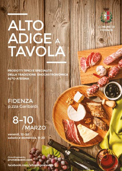 """""""Alto Adige a Tavola"""" a Fidenza"""