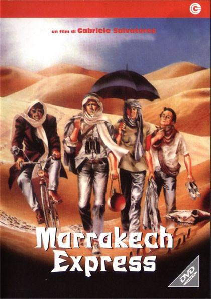 Marrakech Express di Gabriele Salvatores al Cinema D'Azeglio