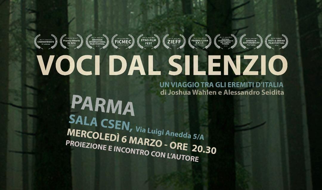 Voci dal Silenzio, il documentario sull'esperienza eremitica