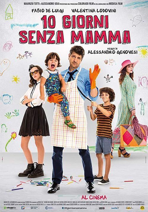 10 giorni senza Mamma al Cinema Lux Fornovo
