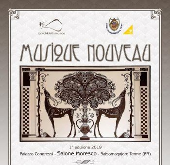 """Masquerade"": concerto de I Parchi della Musica"