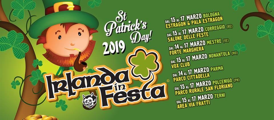 Irlanda in Festa & Finger Food Festival - Parma