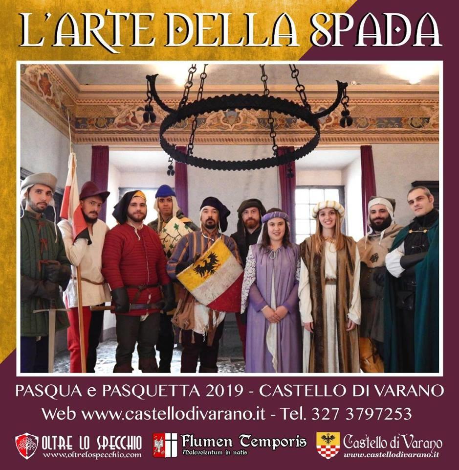 L'Arte della Spada - Pasqua e Pasquetta al Castello di Varano