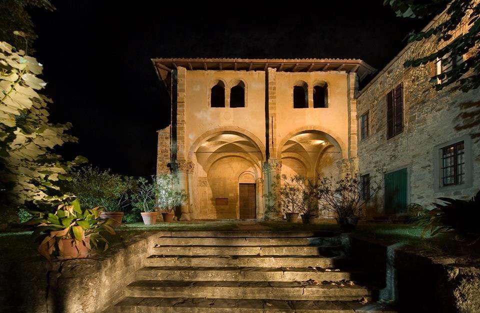 Da marzo a settembre il complesso monumentale di Badia Cavana è aperto alle visite nei fine settimana