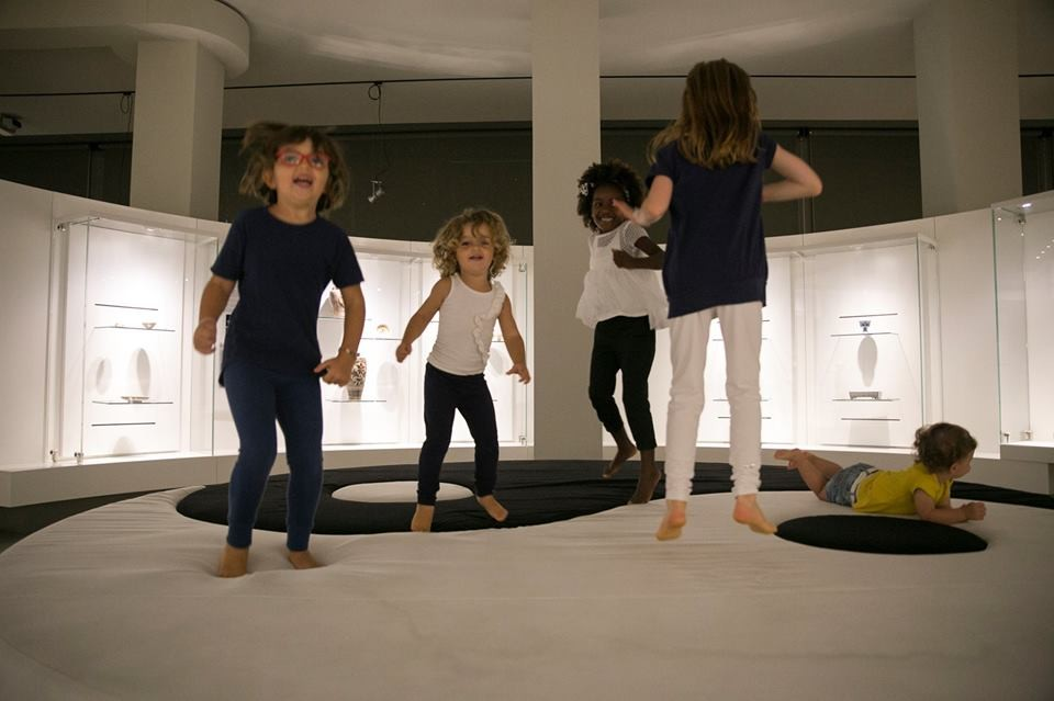 The Saturday kids night - Pizza al Museo Cinese