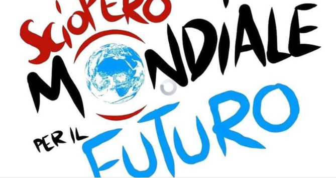 Sciopero Mondiale per il Futuro - Parma c'è!