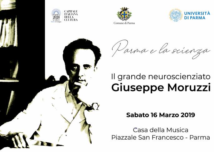 Parma e la scienza.  Il grande neuroscienziato Giuseppe Moruzzi.