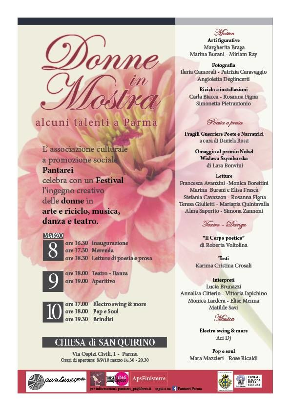 Donne in mostra