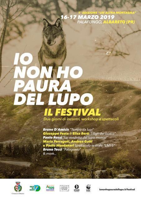 Festival di IoNonHoPauraDelLupo