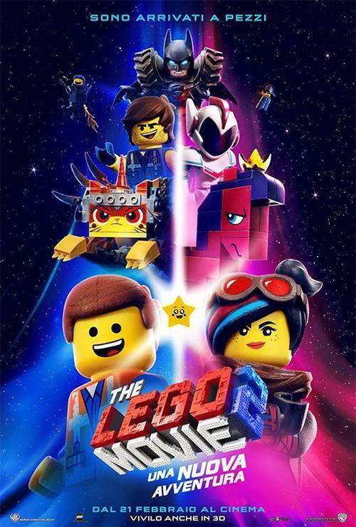 LEGO MOVIE 2 al cinema Cristallo di Borgotaro