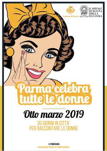 Parma celebra tutte  le donne