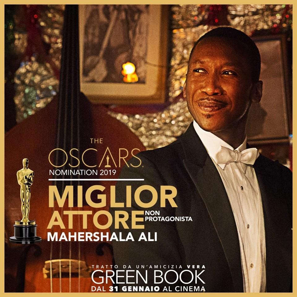GREEN BOOK Vincitore di 3 Premi Oscarl al Cinema D'Azeglio