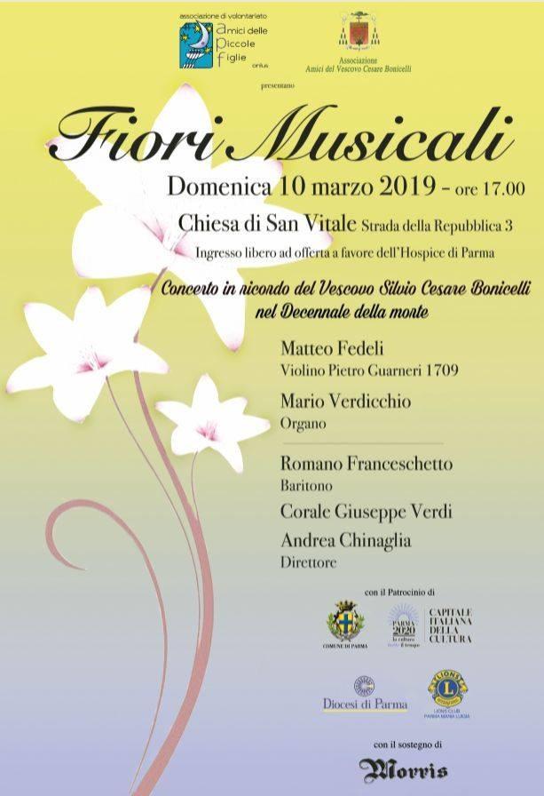 """""""Fiori Musicali""""  Un concerto per celebrare il decennale della morte del Vescovo Bonicelli"""