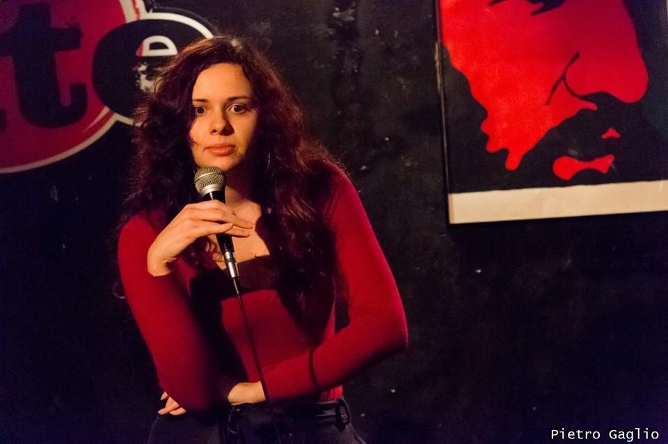 Sofia Gottardi - Stand Up Comedy al Bastian Contrario