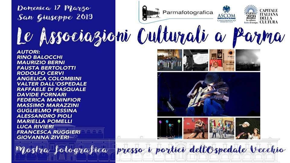 Le associazioni culturali a Parma, mostra fotografica