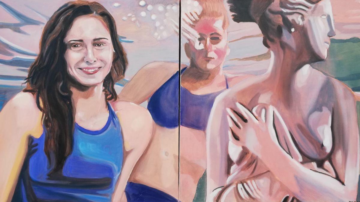 Voci dal silenzio, unamostra a cura di Roberta Di Chiara con opere di Diego D. Testolin ed Elena Ruzza
