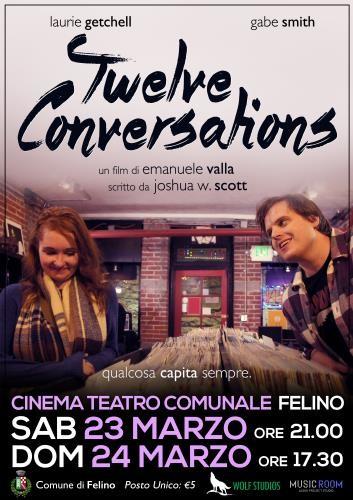 Twelve Conversations: un film di Emanuele Valla