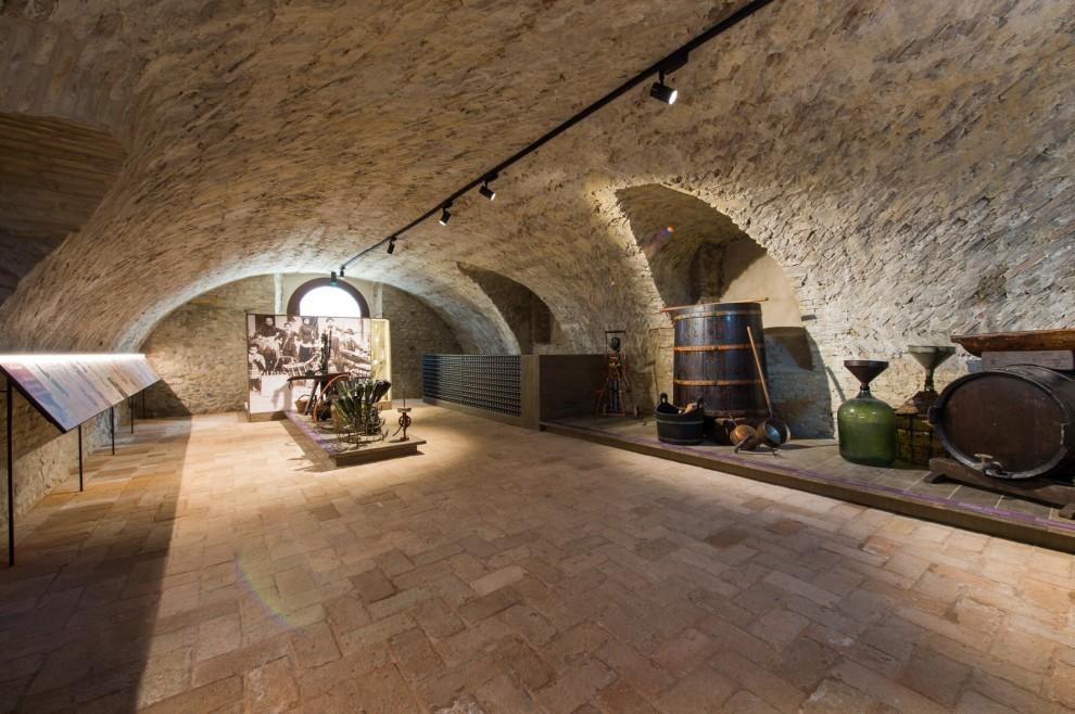 Aperigustando al Museo del Vino