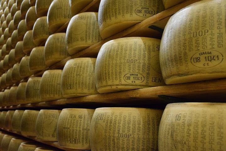 """In  collaborazione con i Musei del cibo  """"Il Parmigiano più famoso nel mondo"""""""