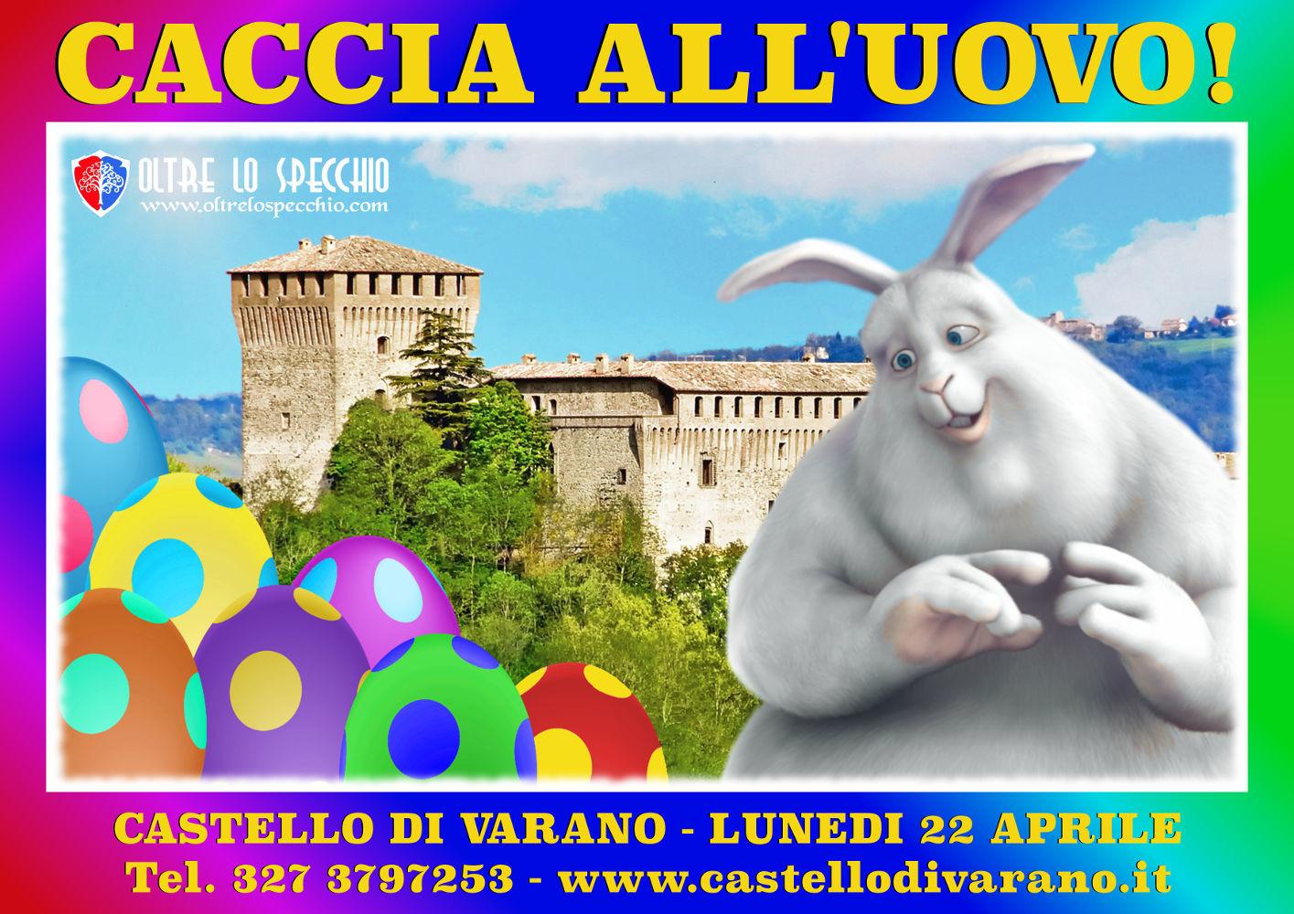 CACCIA ALL'UOVO! - PASQUETTA 2019 al Castello di Varano