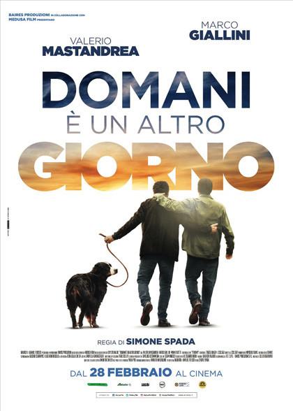 DOMANI E' UN ALTRO GIORNO al Cinema San Martino