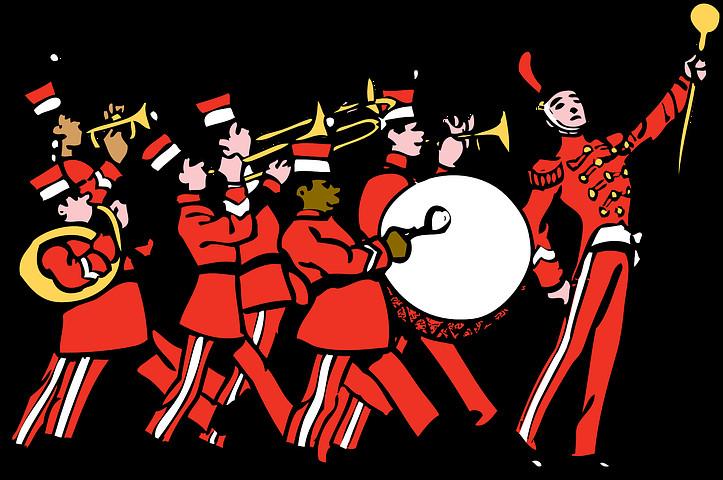 I concerti dell'ora del te  Bertolucci Wind Band
