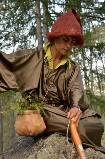 La valigia delle meraviglie e le leggende del bosco
