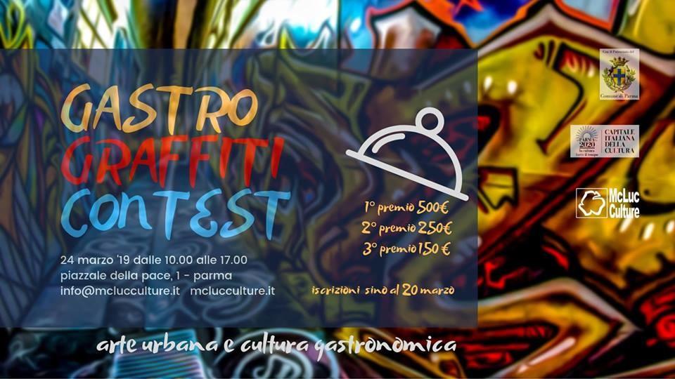 Gastro Graffiti Contest 2019
