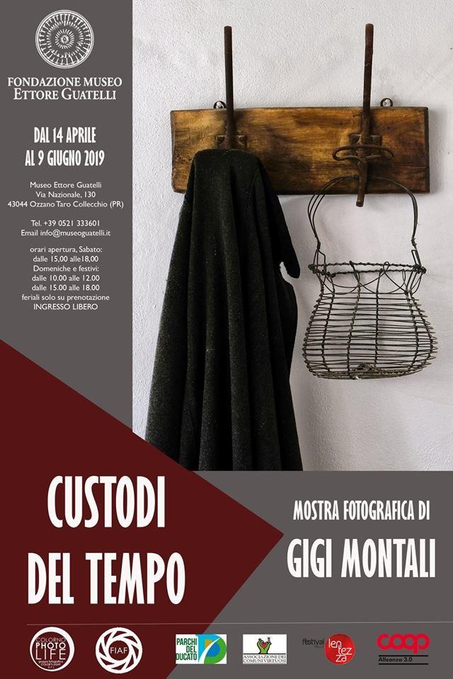 """""""Custodi del tempo"""" mostra fotografica di Gigi Montali al Museo Guatelli"""