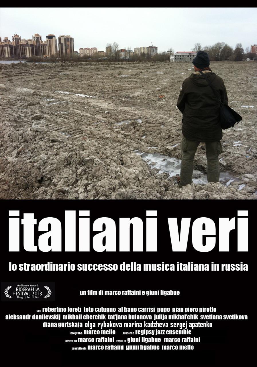 Italiani veri film documentario di Marco Raffaini e Giuni Ligabue